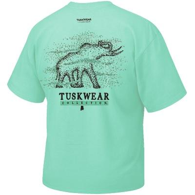 Alabama Crimson Tide T-Shirt - Tuskwear - Tuskwear Collection - Pocket - Blue