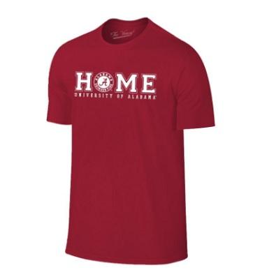 Alabama Crimson Tide T-Shirt - The Victory - Ladies - Home University Of Alabama - Crimson