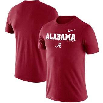 Alabama Crimson Tide T-Shirt - Nike - Performance - Crimson