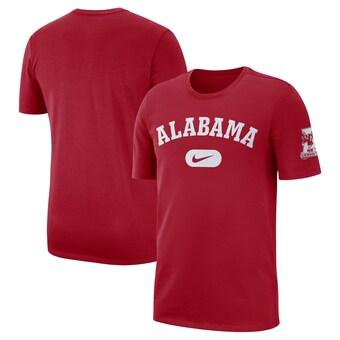 Alabama Crimson Tide T-Shirt - Nike - Vintage Logo - Crimson