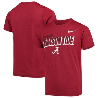Alabama Crimson Tide T-Shirt - Nike - Youth/Kids - Performance - Crimson