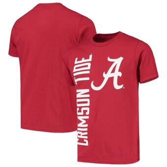 Alabama Crimson Tide T-Shirt - Outerstuff - Youth/Kids - Crimson