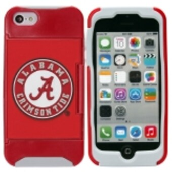 Alabama Crimson Tide iPhone 5 Credit Card Case